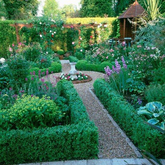 Садовые дизайн фото