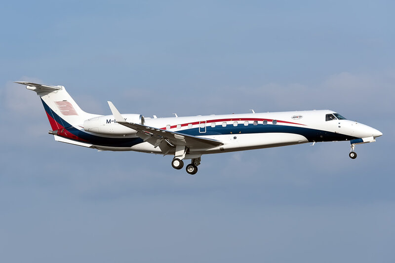 Embraer EMB-135BJ Legacy 600 (M-IMAK) DSC_9861