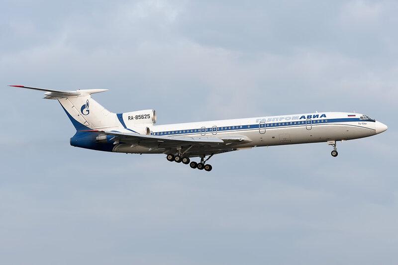 Туполев Ту-154М (RA-85625) Газпромавиа DSC_9923