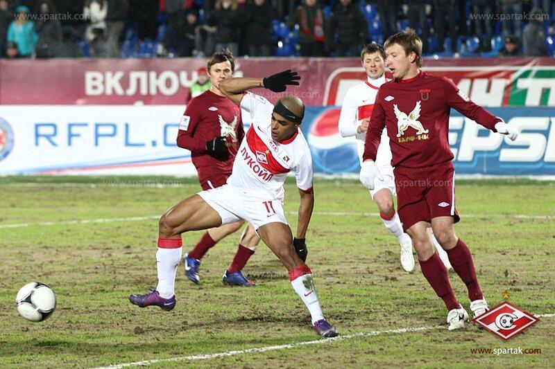 «Рубин» vs «Спартак» 1:1 Премьер-лига 2011-2012 (Фото)