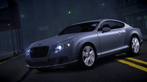 Bentley Continental GT 2010 - 风灵 - 灌水楼台