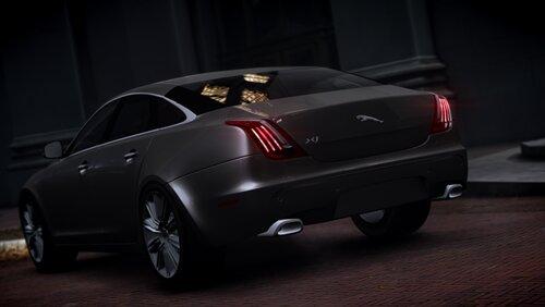 Jaguar XJ 2010 - 风灵 - 灌水楼台