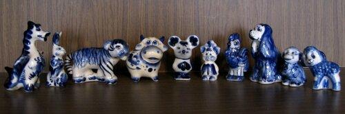 гжель китайский календарь