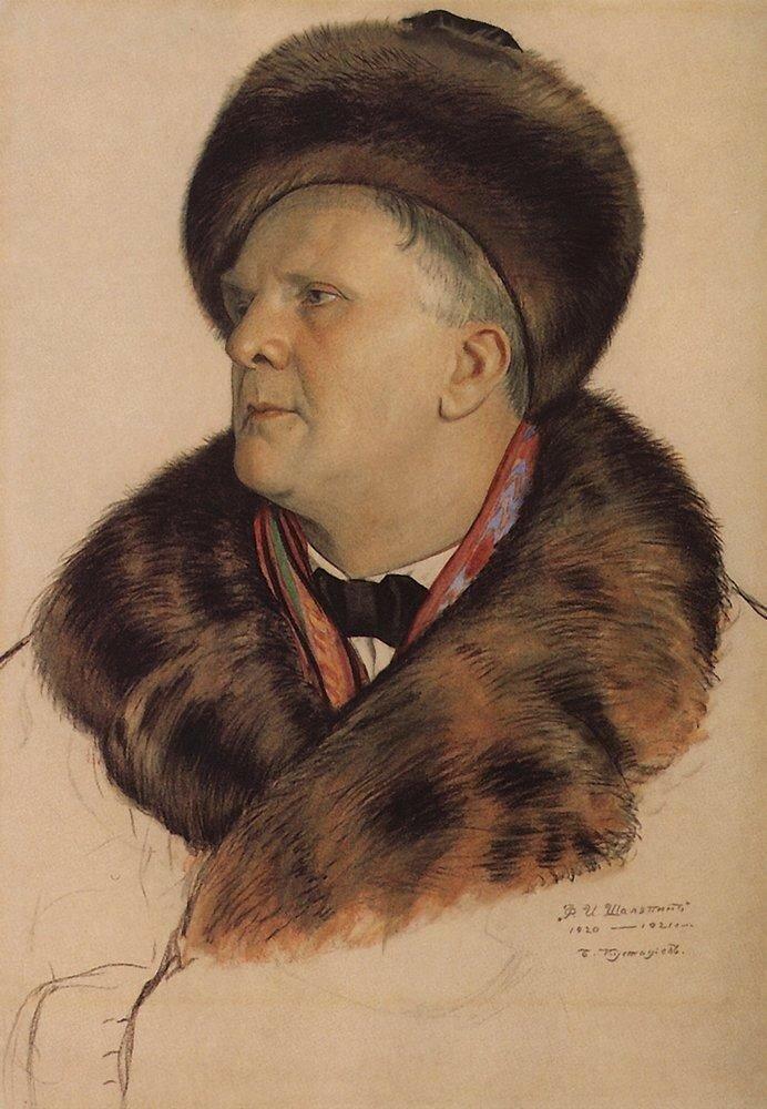 Портрет Ф.И. Шаляпина 2,  1921.jpg