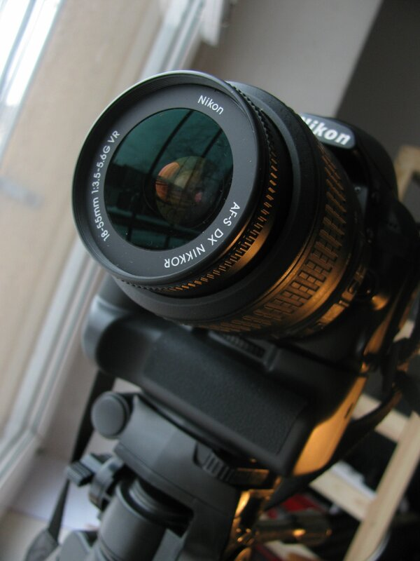Батарейный блок для Nikon D3100 (D3100 battery grip)