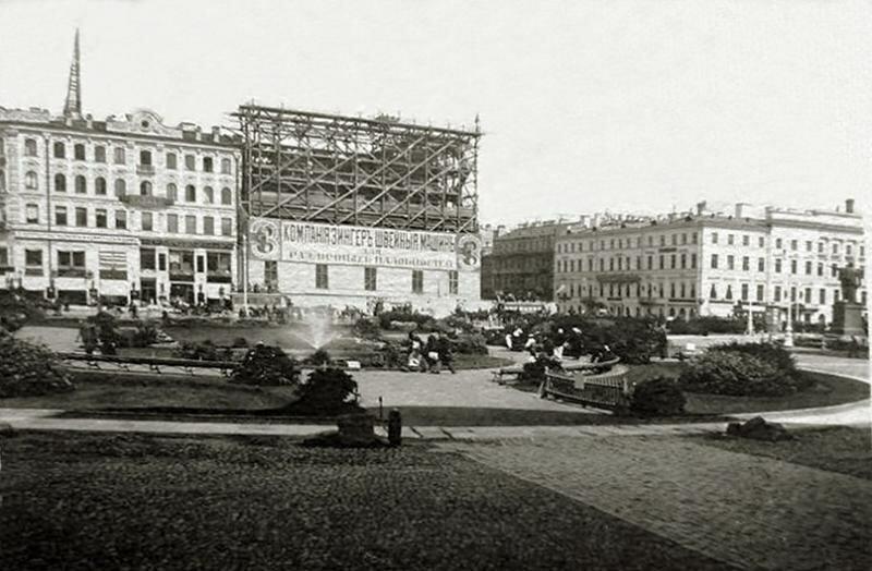 Старый Санкт Петербург (фотографии)