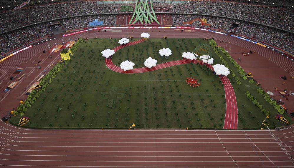 Красивые фотографии открытия XV чемпионата легкой атлетики в Пекине 0 13ff4b 9761c895 orig