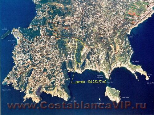 земля в Javea, земля в Хавее, земля под застройку, земля в Испании, недвижимость в Испании, Коста Бланка, земля на Коста Бланка, земля у моря, CostablancaVIP