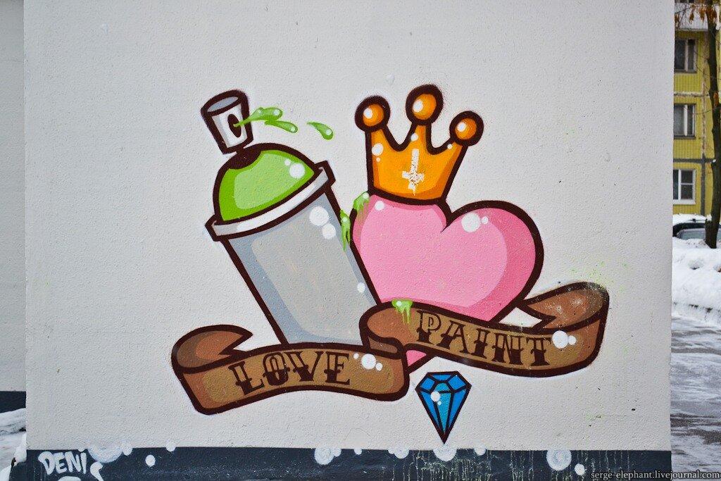 граффити рисунки фото