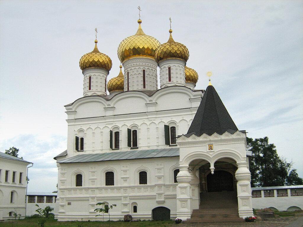город Кострома, города России