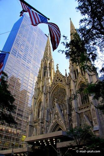 собор святого Патрика, нью-йорк