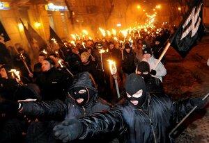 Украинские националисты(Фото фотографа Гийома Эрбо).jpg