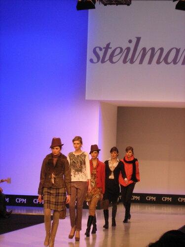 Показ Steilmann на CPM