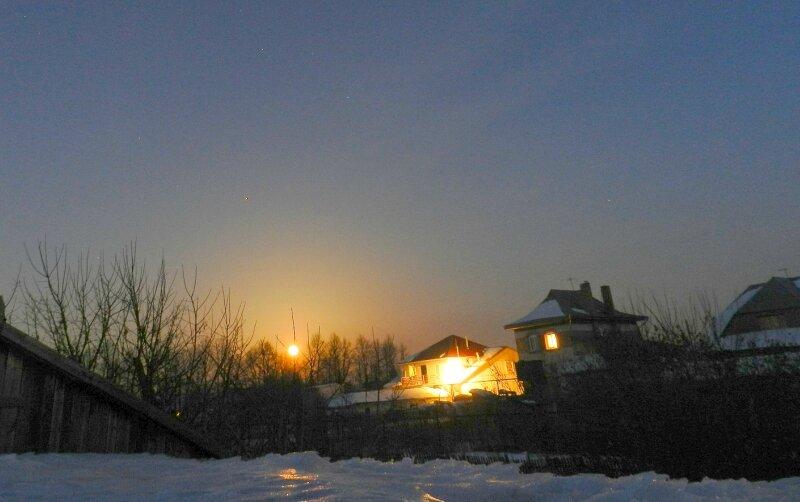 8 марта 2012 Астрофото