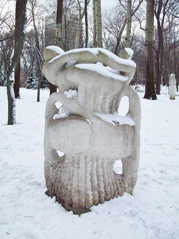Парковая скульптура Мариинского парка