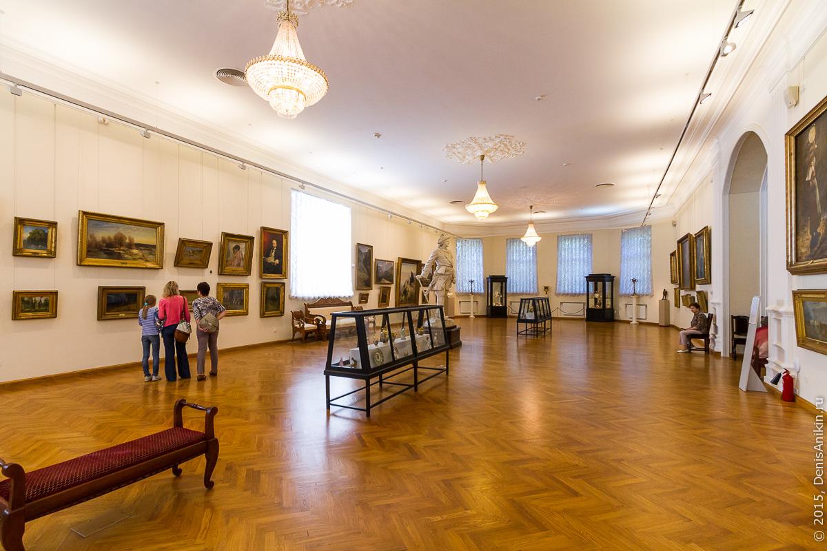 Художественный музей Радищева интерьер 20
