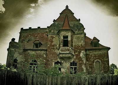 Категория страшные дома и замки