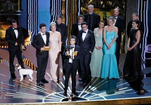 Церемония вручения премии американской киноакадемии Оскар 2012