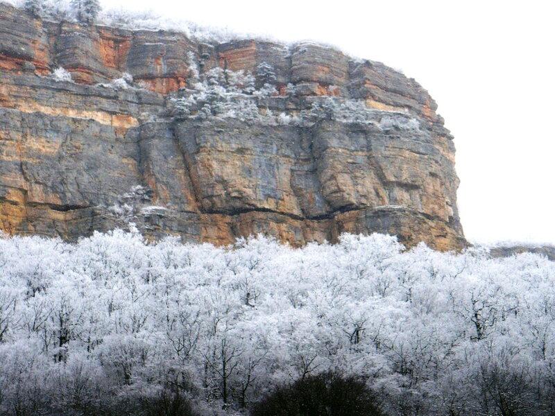 Фотограф Алексей Значков, Гуамское ущелье, 06.02.2010, горы, Кавказ