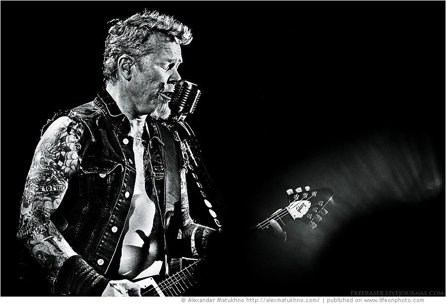 Олимпийский. Rammstein & Metallica