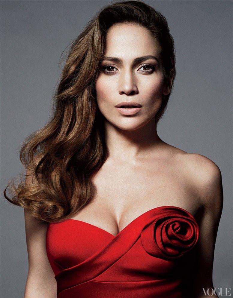 модель Дженнифер Лопес / Jennifer Lopez, фотографы Mert Alas and Marcus Piggott
