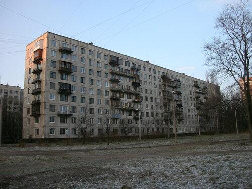 ул. Софьи Ковалевской 5к7