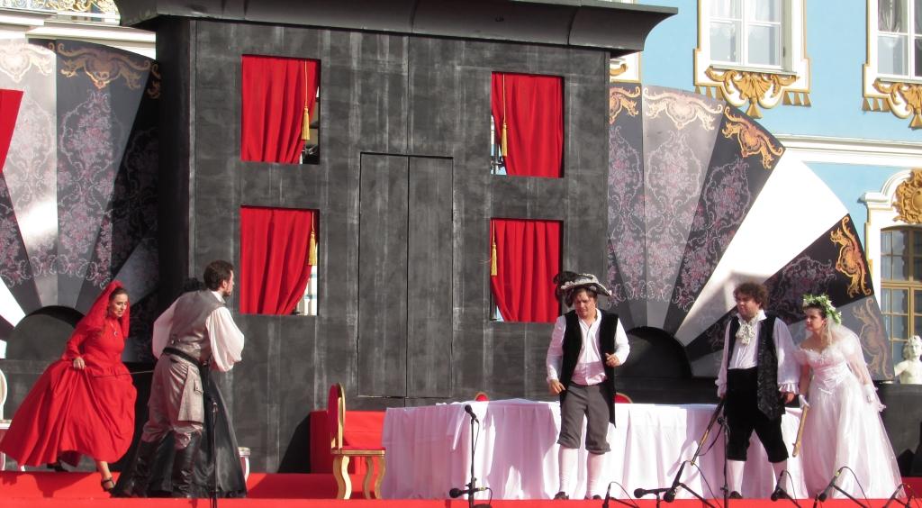 "В Царском селе прозвучала опера Моцарта ""Дон Жуан"" (часть 5)"