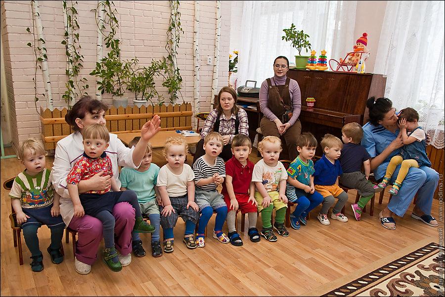 Малыши из дома ребенка