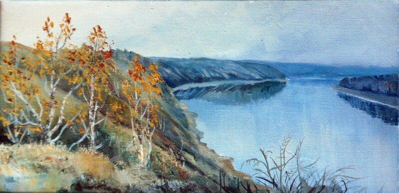 Правый берег Томи