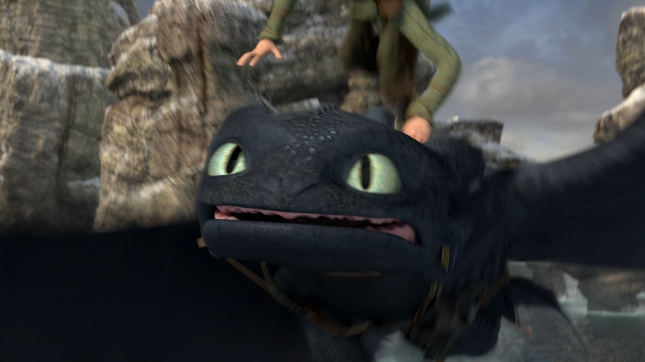 Как приручить дракона подарок фурии 785