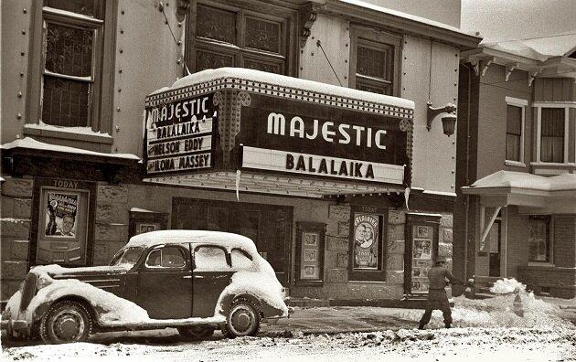 Кино - когда все было черно-белым...