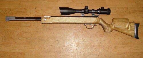 Как сделать самодельную винтовку 355