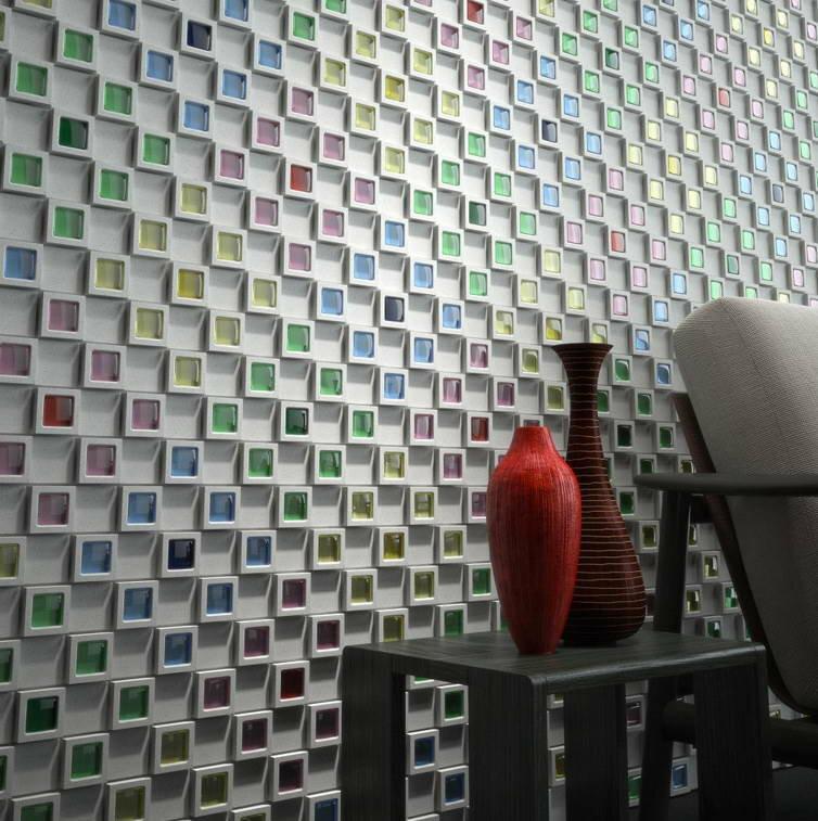 Инновационный декор для стен