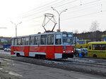 Набережные Челны. Трамвай. 2012 год.