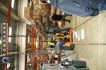 миниэкскаваторы - сборка на заводе WACKER NEUSON в Линце