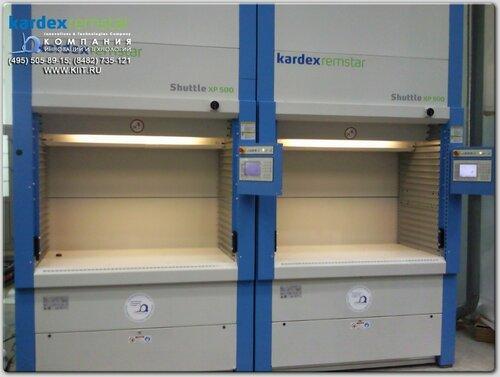 Автоматизированные складские системы KARDEX SHUTTLE XP - автоматизированные склады лифтового типа
