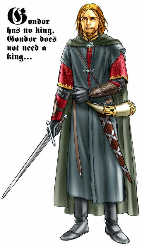 Boromir - idolwild
