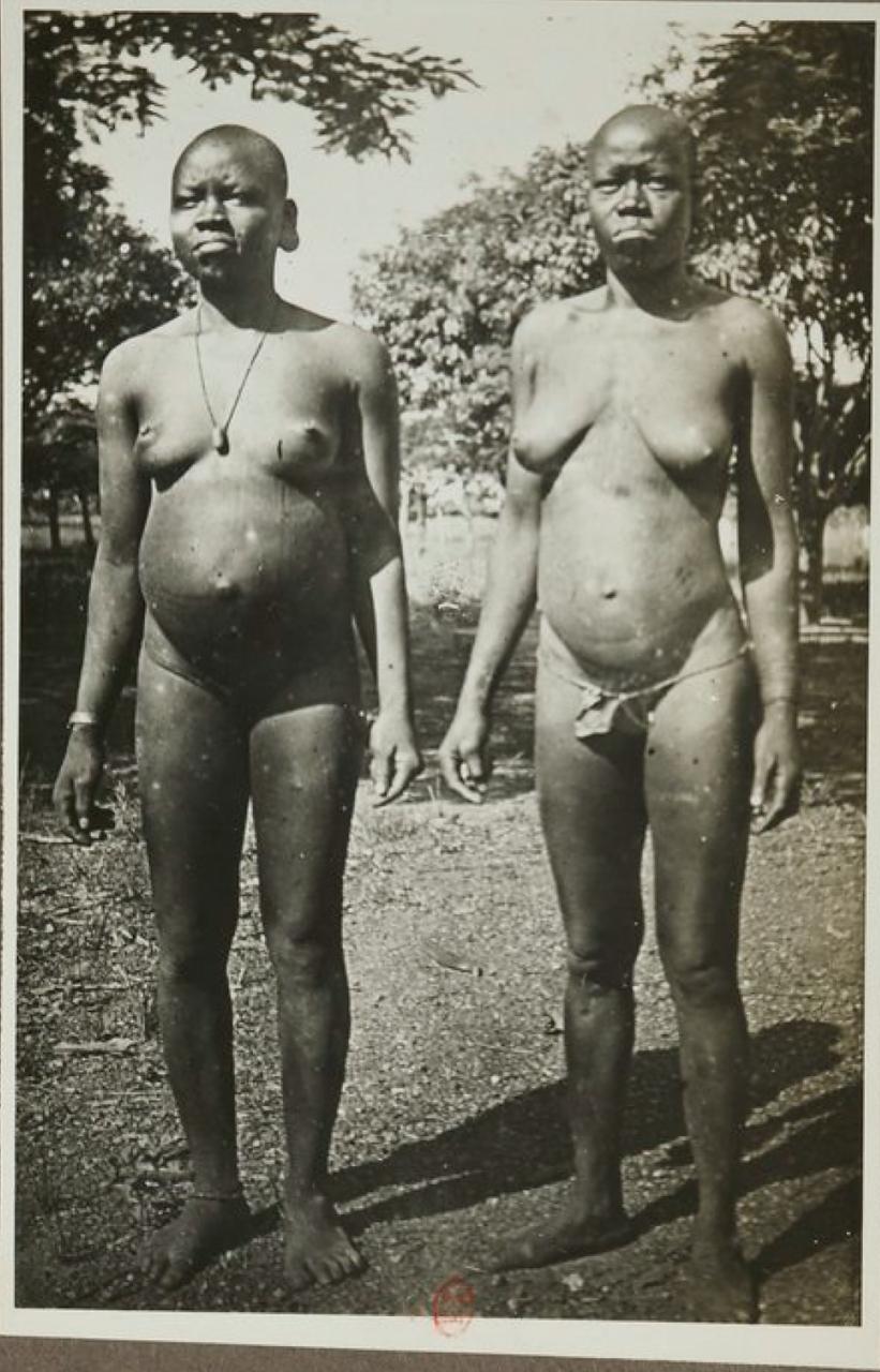 Женщины племени сомба