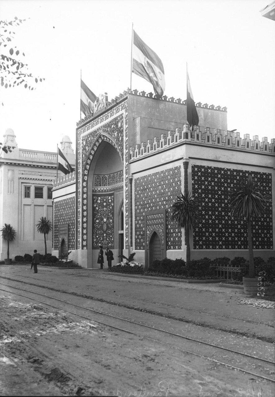 Павильон Персии