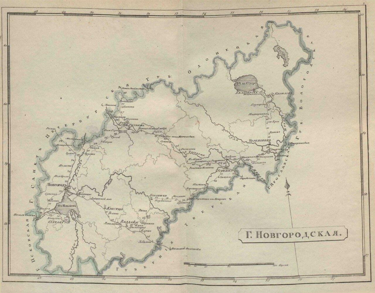 08. Новгородская губерния