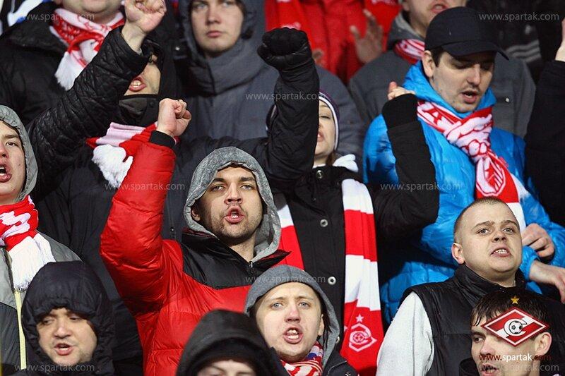 «Анжи» vs «Спартак» 0:0 Премьер-лига 2011-2012 (Фото)