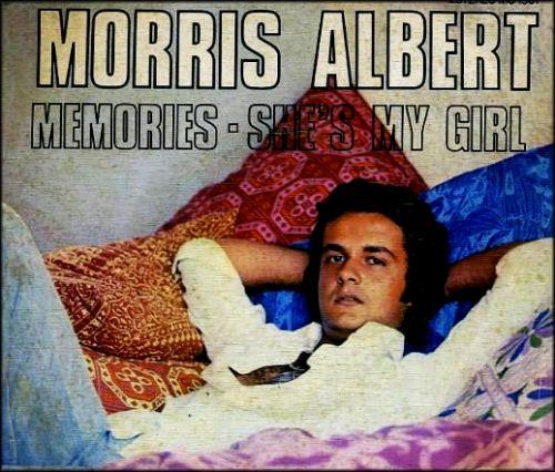 6 Morris Albert - бразильский певец и автор песен.jpg