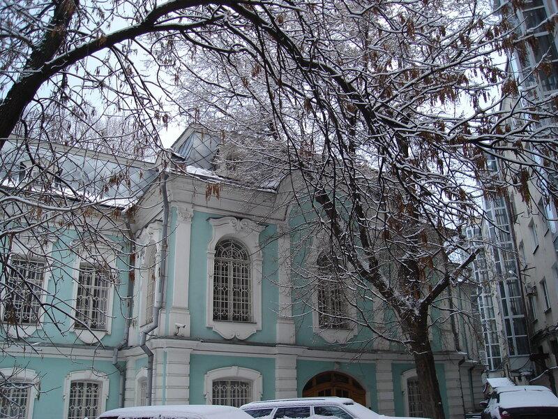 палаты Долгоруковых