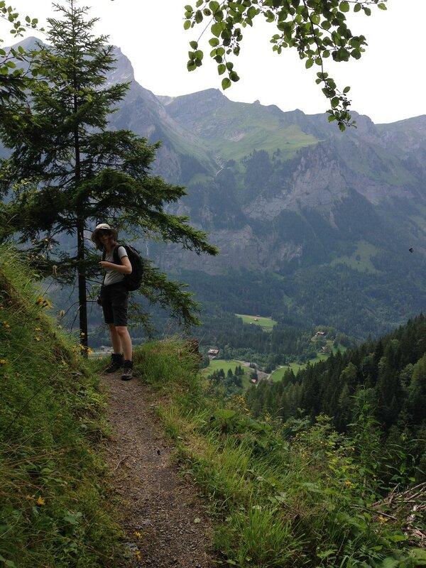 Bergwanderweg: А нам точно туда надо?