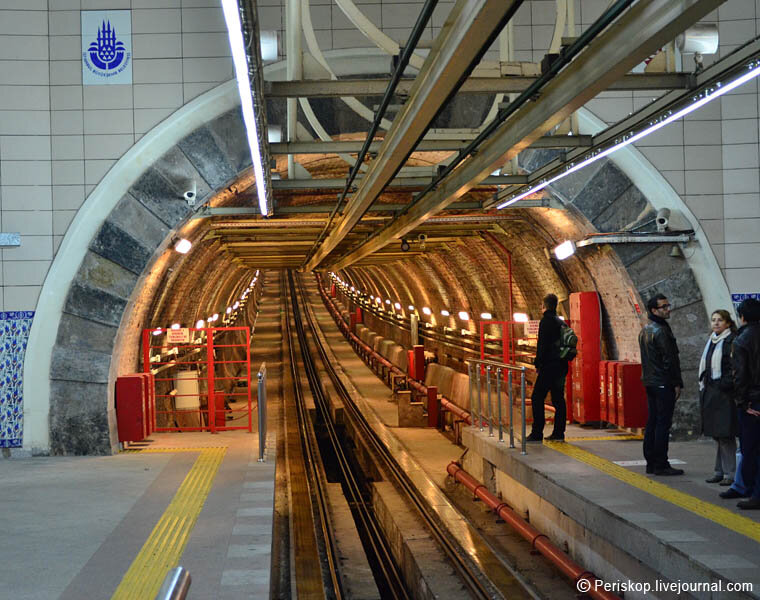 Полное метро, автобус, метробус, долмуши, такси, Тюнель, фуникулёр.  Большой рассказ о городском транспорте Стамбула...