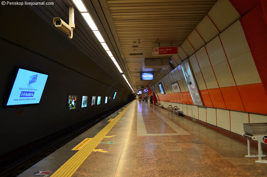 24. Входы в полное метро - не