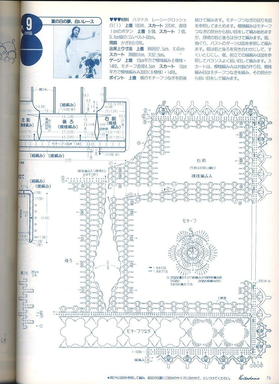 схема к юбке 1