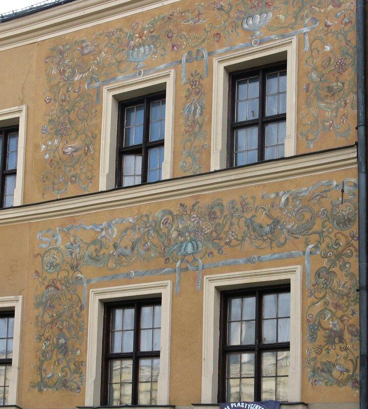 Lublin in January