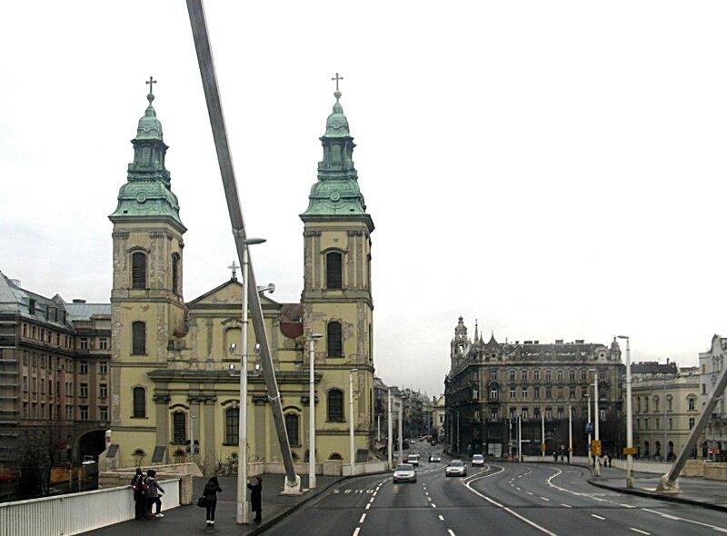 Будапешт, конец декабря