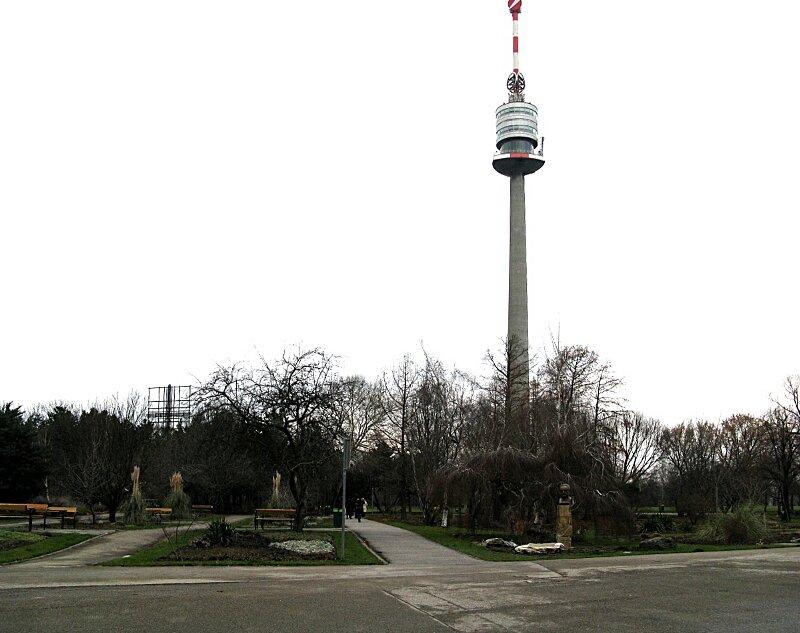 Danube Park (Donaupark), Vienna